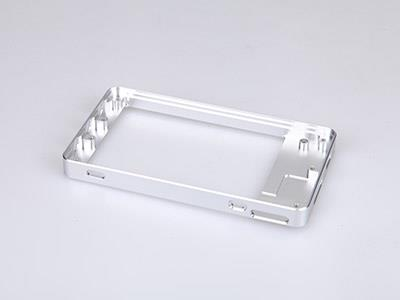 Customized Processing of CNC Security Panel Accessories